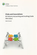 Cover of Clubs & Associations: An Industry Accounting and Auditing Guide