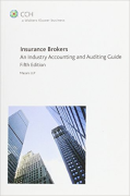 Cover of Insurance Brokers: An Industry Accounting and Auditing Guide