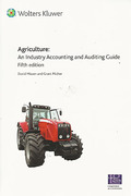 Cover of Agriculture: An Industry Accounting and Auditing Guide