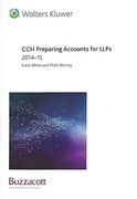 Cover of Preparing Accounts for LLPs 2014-15