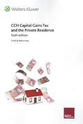 Cover of CCH Capital Gains Tax and the Private Residence