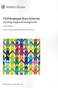 Cover of Employee Share Schemes: Including Unapproved Arrangements