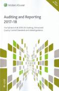 Cover of CCH Auditing and Reporting 2017-18