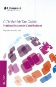 Cover of CCH British Tax Guide: National Insurance Contributions 2017-18