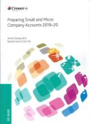 Cover of Preparing Small and Micro Company Accounts 2019-20
