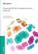 Cover of Preparing FRS 102 Company Accounts 2019-20