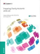 Cover of Preparing Charity Accounts 2019-20