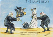 Cover of The Law's Delay