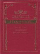 Cover of Debrett's Handbook - British Style - Correct Form - Modern Manners