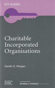 Cover of Charitable Incorporated Organisations