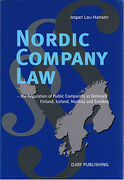 Cover of Nordic Company Law: The Regulation of Companies in Denmark, Finland, Iceland, Norway and Sweden