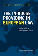 Cover of The In-House Providing in European Law