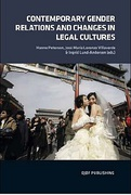Cover of Contemporary Gender Relations and Changes in Legal Cultures