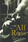 Cover of Alf Ross: A Life