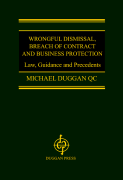 Cover of Wrongful Dismissal and Breach of Contract