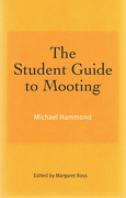 Cover of The Student Guide to Mooting