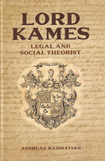 Cover of Lord Kames: Legal and Social Theorist (eBook)