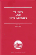 Cover of Trusts and Patrimonies
