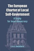 Cover of The European Charter of Local Self-Government: A Treaty for Local Democracy