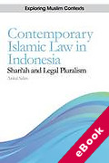 Cover of Contemporary Islamic Law in Indonesia: Sharia and Legal Pluralism (eBook)