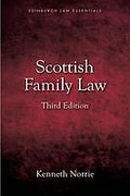 Cover of Law Essentials: Family Law
