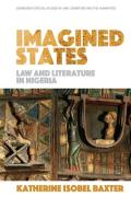 Cover of Imagined States: Law and Literature in Nigeria