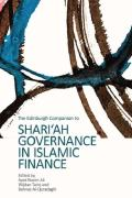 Cover of The Edinburgh Companion to Shari'Ah Governance in Islamic Finance