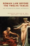 Cover of Roman Law before the Twelve Tables: An Interdisciplinary Approach