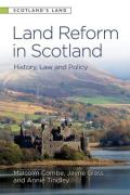 Cover of Land Reform in Scotland: History, Law and Policy
