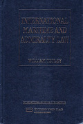 Cover of International Maritime & Admiralty Law