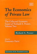 Cover of The Economics of Private Law: V. 2