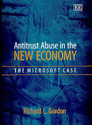 Cover of Antitrust Abuse in the New Economy