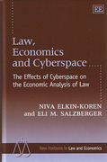 Cover of Law, Economics and Cyberspace: The Effects of Cyberspace on the Ecomonic Analysis of Law