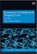 Cover of Economics of Intellectual Property Law