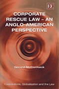 Cover of Corporate Rescue Law: An Anglo-American Perspective