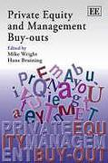 Cover of Private Equity and Management Buy-outs