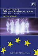 Cover of EU Private International Law: Harmonization of Laws