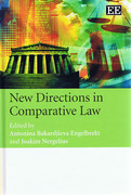 Cover of New Directions in Comparative Law