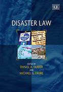 Cover of Disaster Law