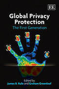 Cover of Global Privacy Protection: The First Generation