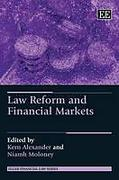 Cover of Law Reform and Financial Markets
