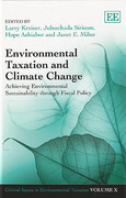 Cover of Environmental Taxation and Climate Change: Achieving Environmental Sustainability Through Fiscal Policy