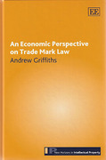 Cover of An Economic Perspective on Trade Mark Law