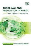 Cover of Trade Law and Regulation in Korea