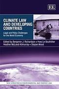 Cover of Climate Law and Developing Countries: Legal and Policy Challenges for the World Economy