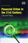 Cover of Financial Crime in the 21st Century: Law and Policy