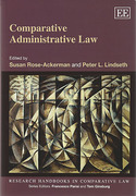 Cover of Comparative Administrative Law