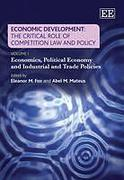 Cover of Economic Development: The Critical Role of Competition Law and Policy