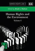 Cover of Human Rights and the Environment