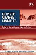 Cover of Climate Change Liability